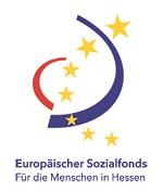 Europäischer Sozialfonds Hessen Logo