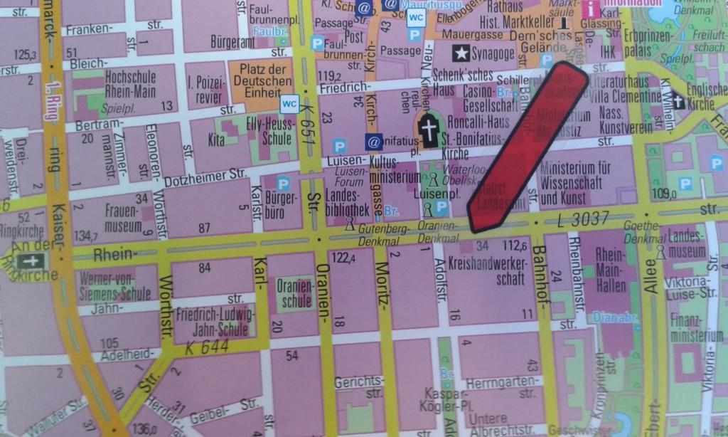 So-finden-Sie-uns-Anfahrt-zu-Fresko-Adresse-Schulungshaus-Rheinstraße 36-65185-Wiesbaden