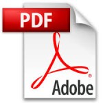 Logo Adobe pdf reader