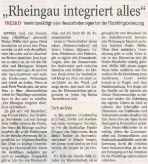Wiesbadener Kurier (Rheingau), 02.04.2016