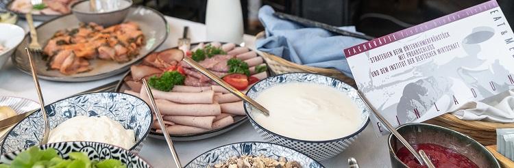 Eat & Meet - Strategien beim Unternehmerfrühstück