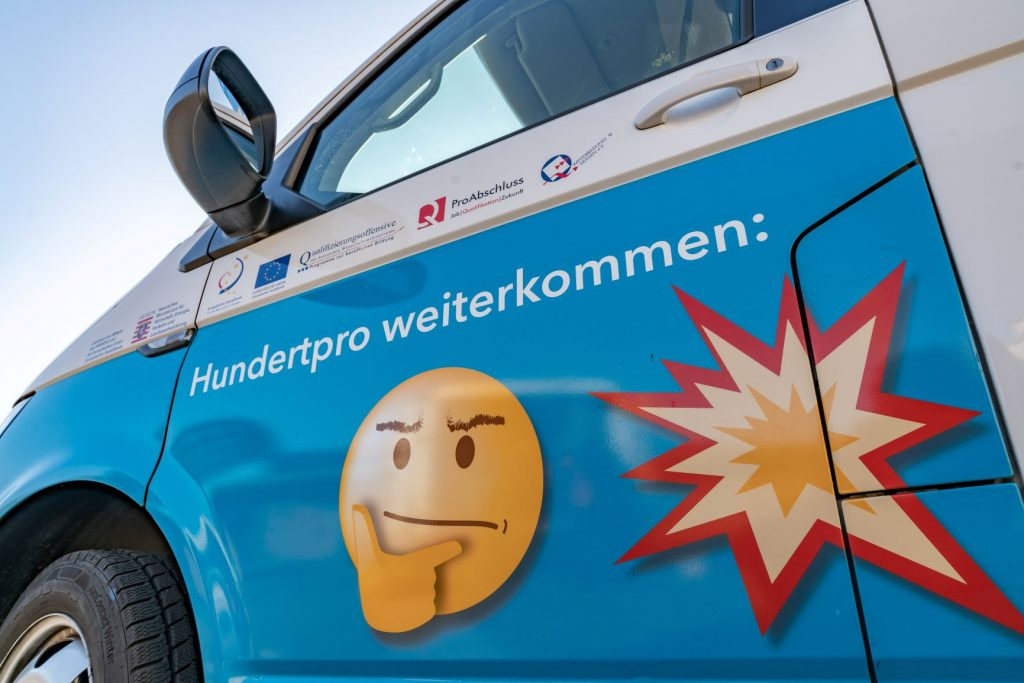 Beratung zur Nachqualifizierung und Fördermittel des Landes Hessens nutzen